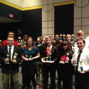 ATC's FBLA students place first in a record 22 competitions as well as earning second and third place in an additional ten categories.