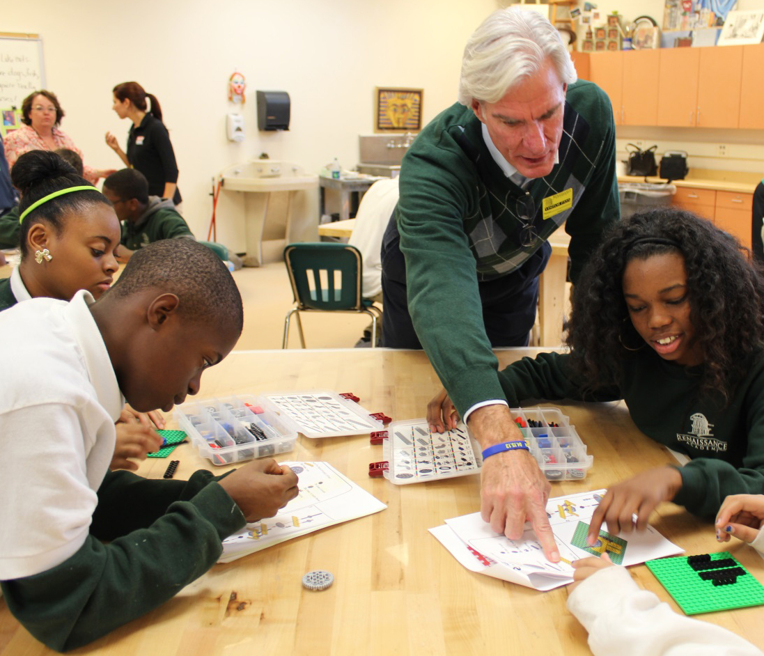 Stem School Virginia: Renaissance Academy Participates In STEM Field Day With
