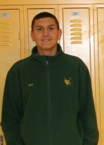 Cox High School's Jack Mariano took part in a special voyage on part of the Schooner Virginia.