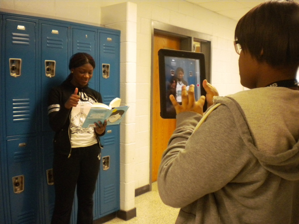 The 'wonder'ful week at Bayside Middle - The Core