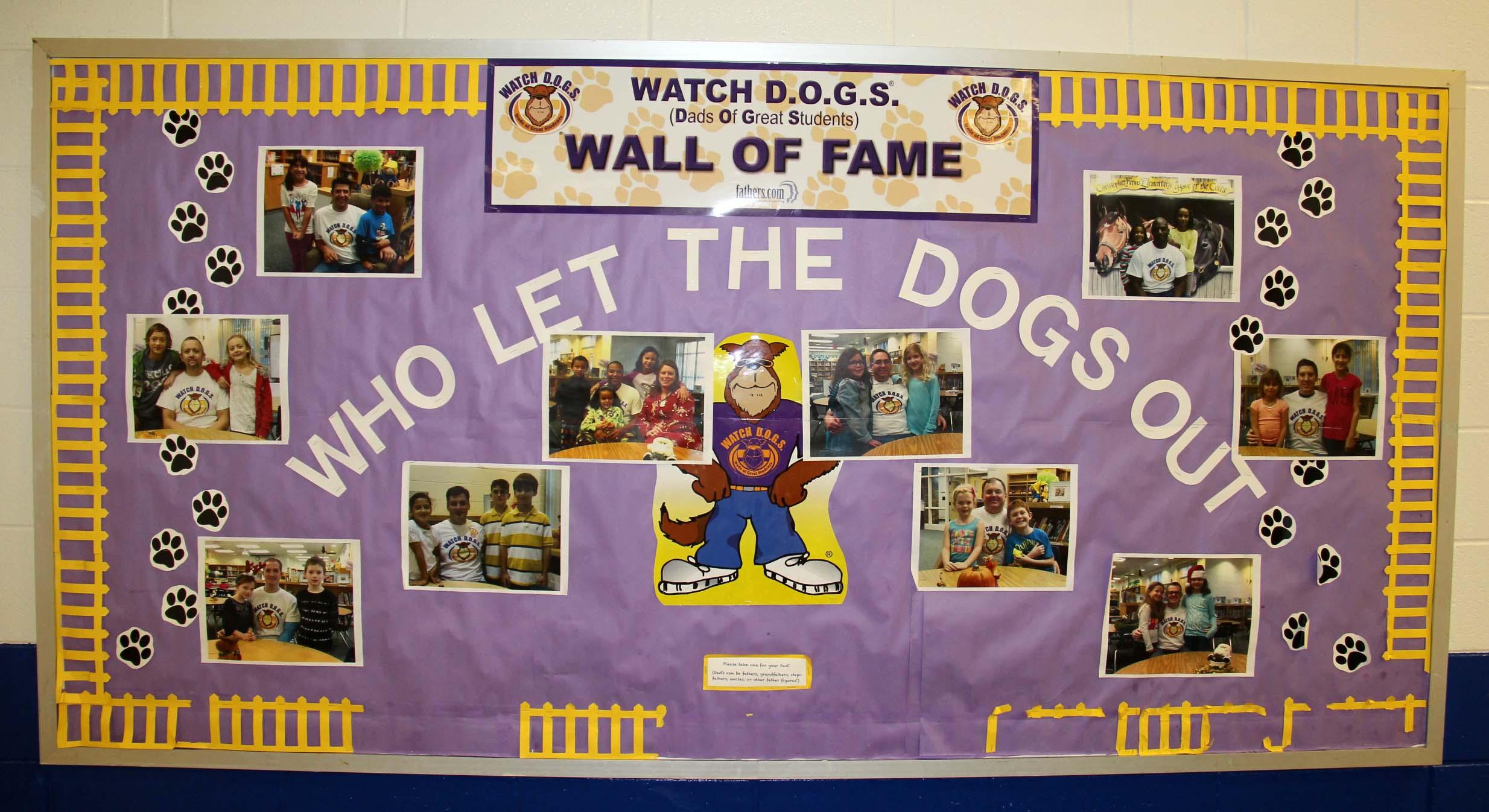 IMG_4208 WatchDOGS Bulletin board