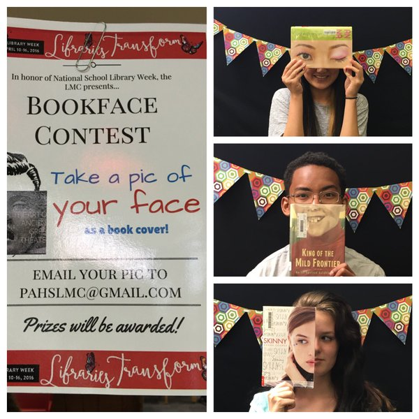 Princess Anne HS bookface