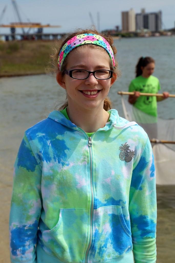 Charlotte Meador, Seventh Grade