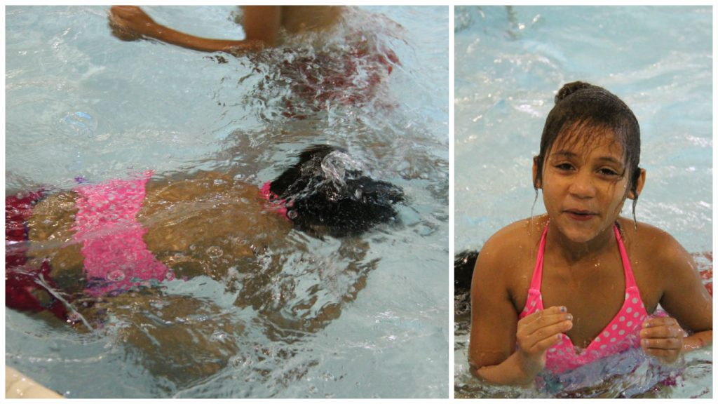 Second Graders Get Ready For Summer With Water Safety Lessons The Core
