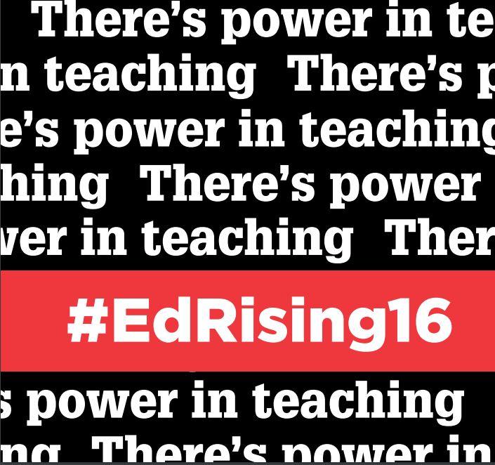 Ed Rising logo