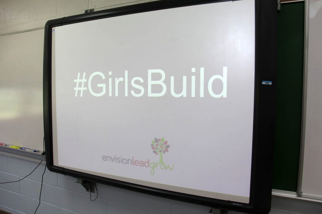 girls build