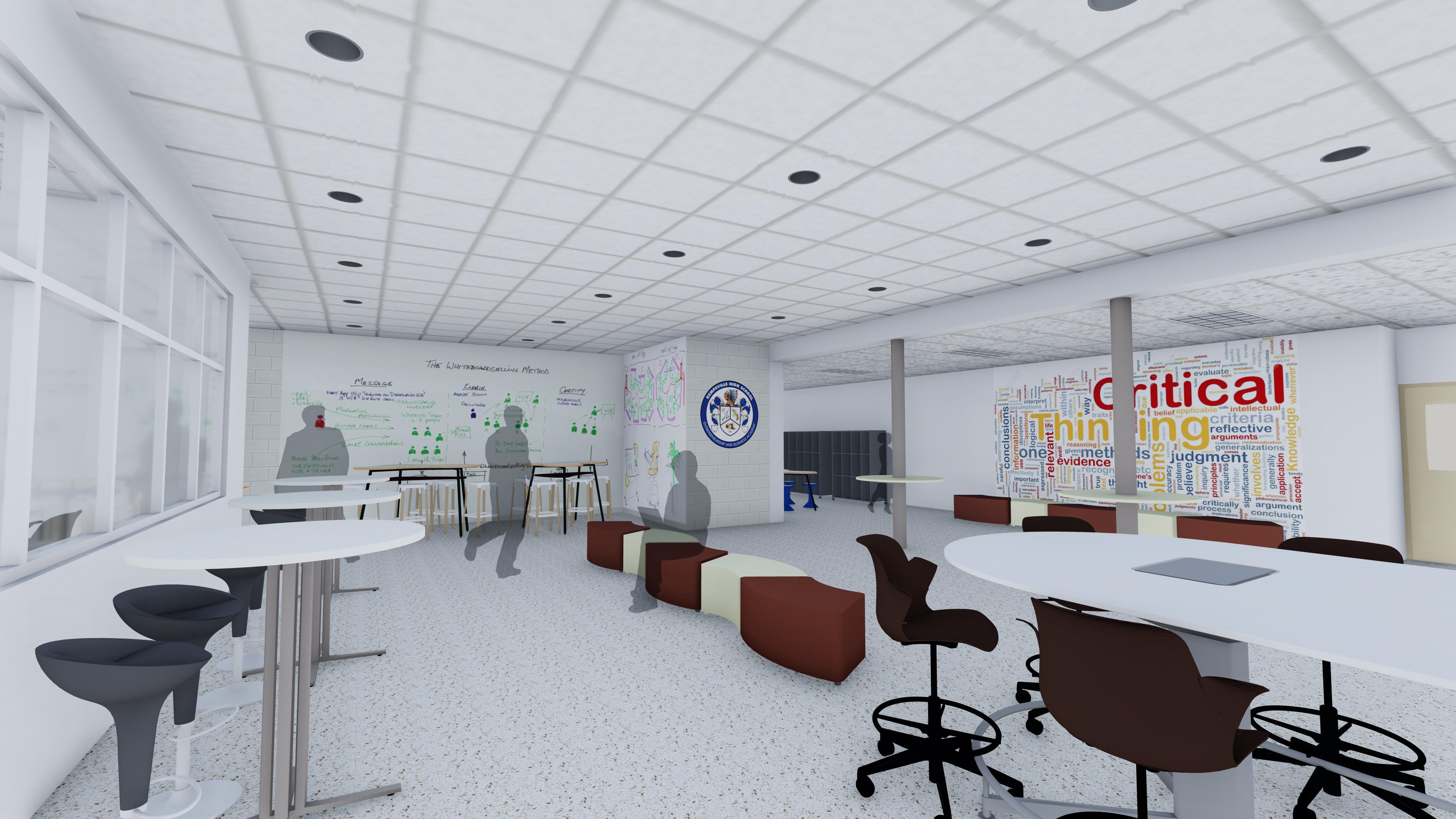 KVHS_EBA_View1_Classroom Lobby