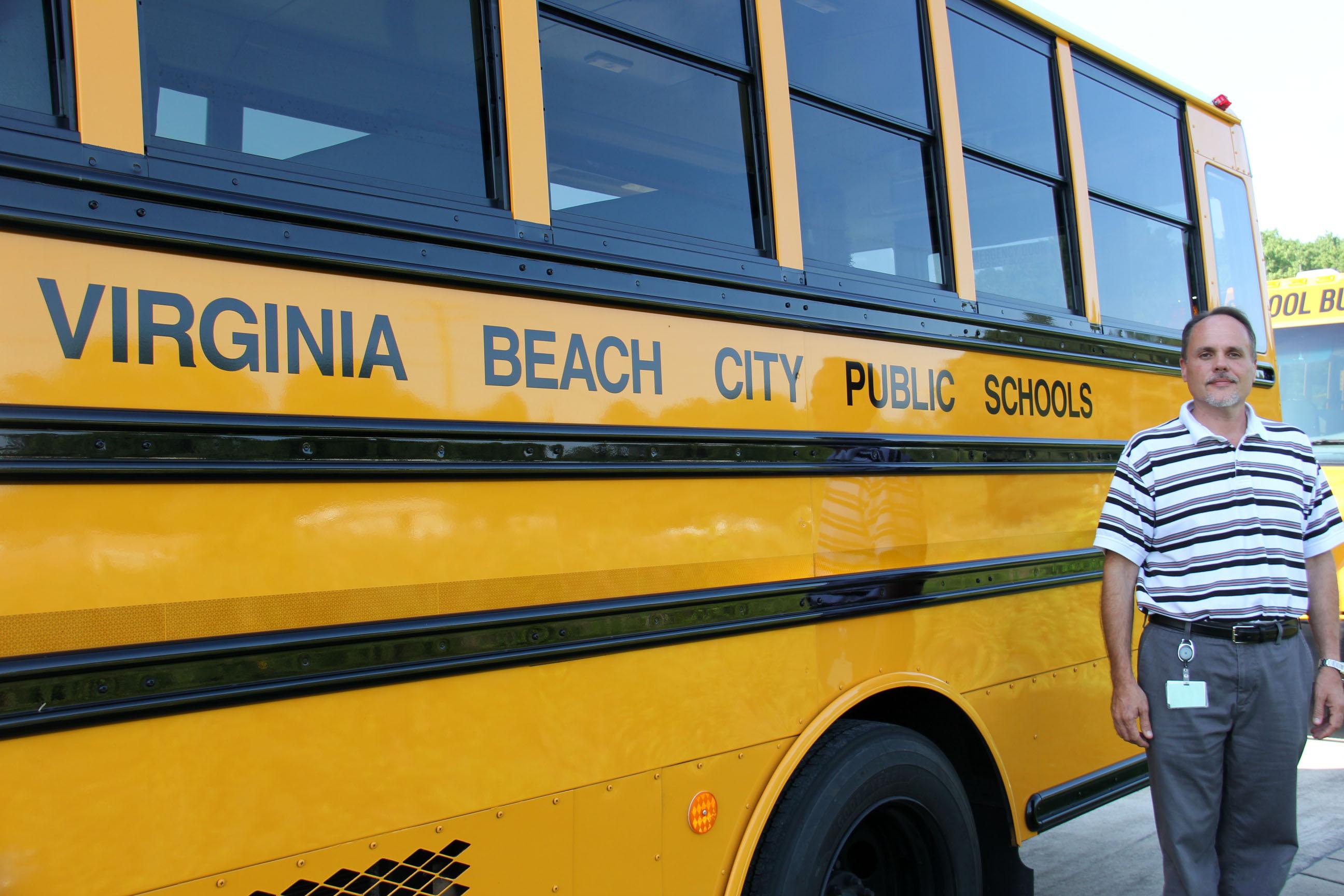 Virginia Beach School Transportation Services