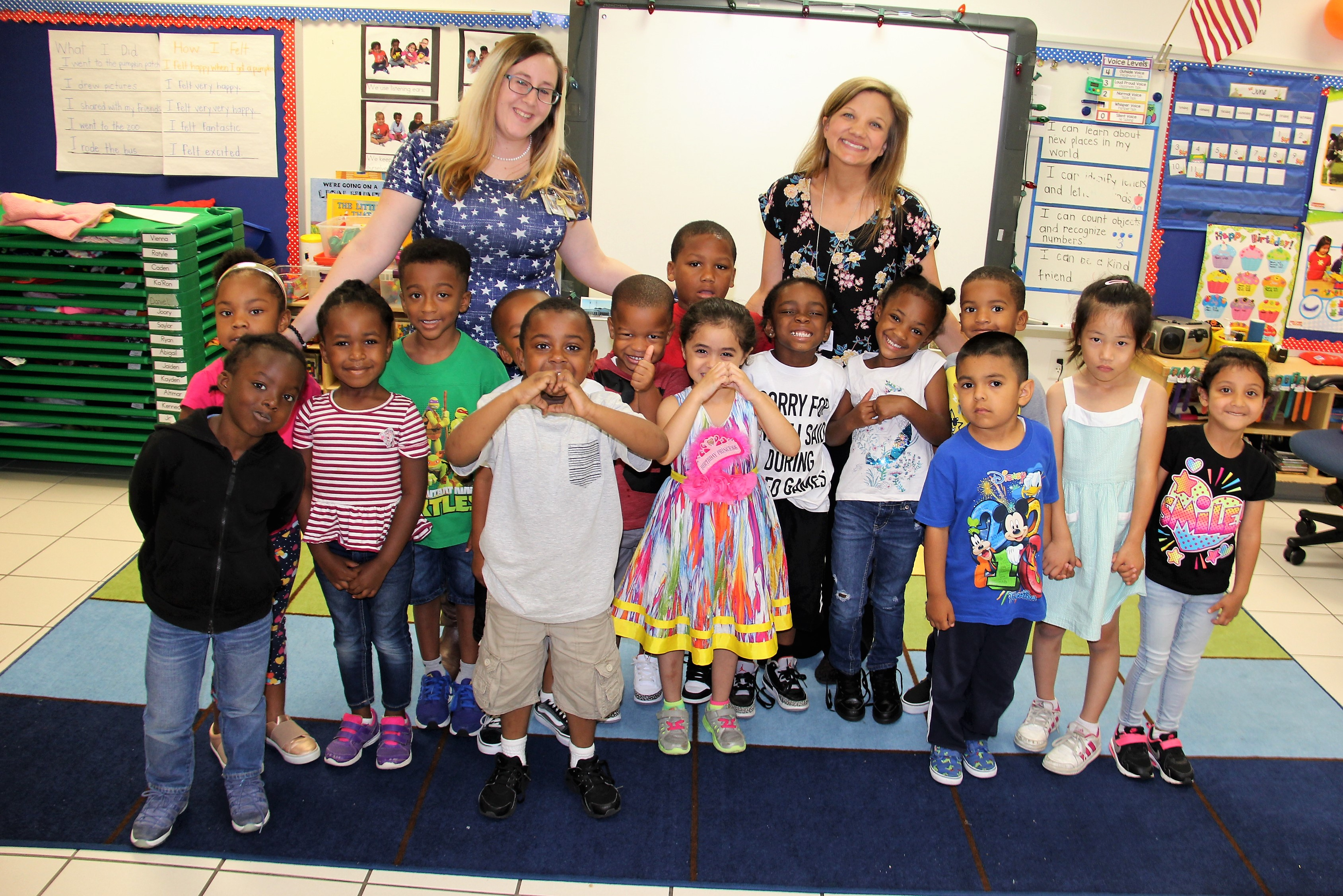 What Do We Really Know About Pre K >> Pre K Students Celebrate Countdown To Summer And Kindergarten The Core