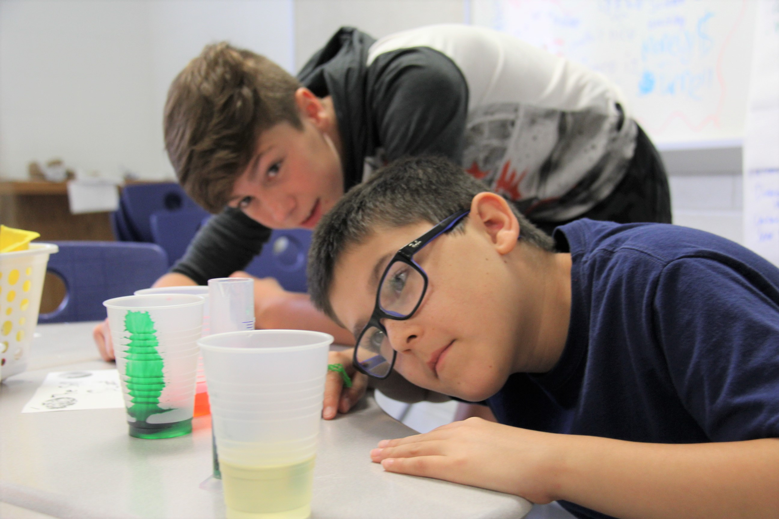 Title I Launches Middle School Summer Stem Camp The Core