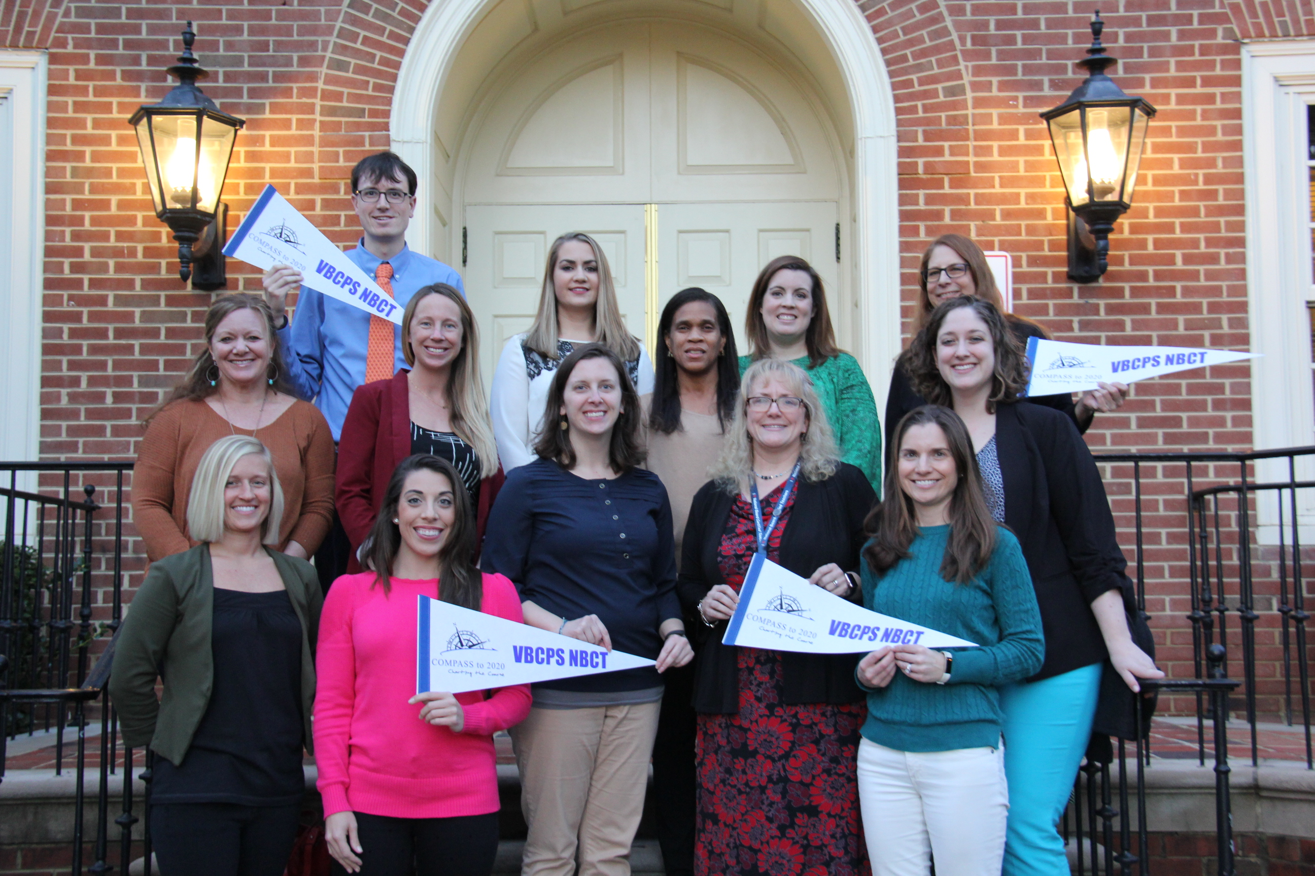 Vbcps Celebrates Its Newest National Board Certified Teachers The Core