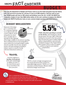 Download the VBCPS Budget Fact Sheet