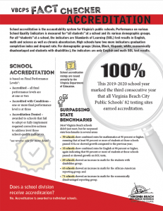 Download the Accreditation Fact Sheet