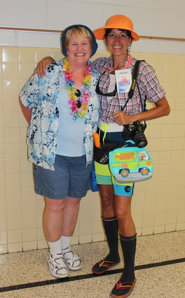 09951604adb1d Teachers turn into tacky tourists at Point O View - Kaleidoscope