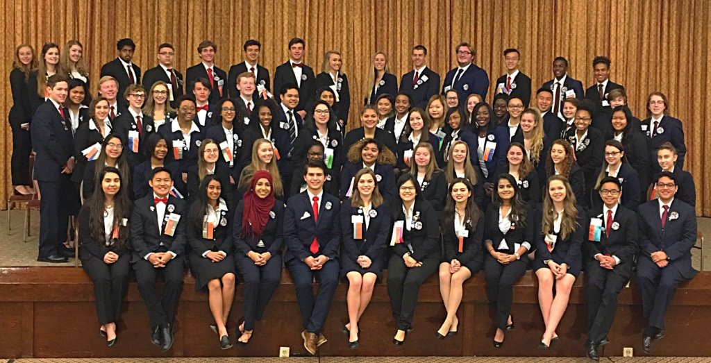 BHS HSA TEAM HOSA 2017