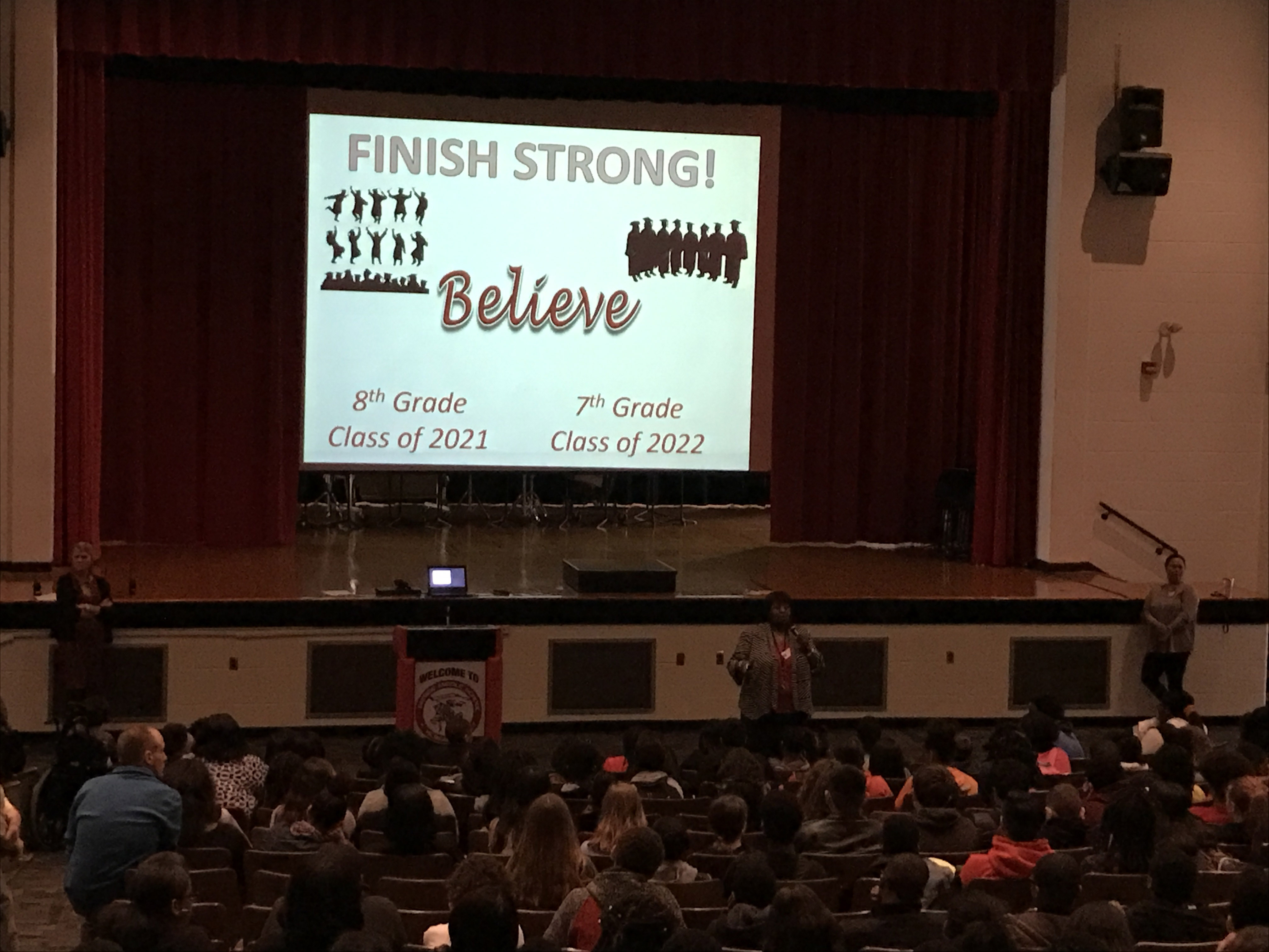 Bayside MS FinishStrong