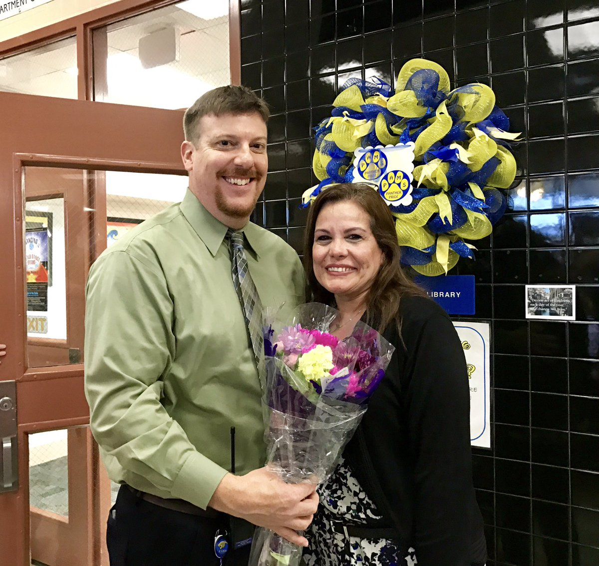 PAMS Teacher Assistant of the Year 2017
