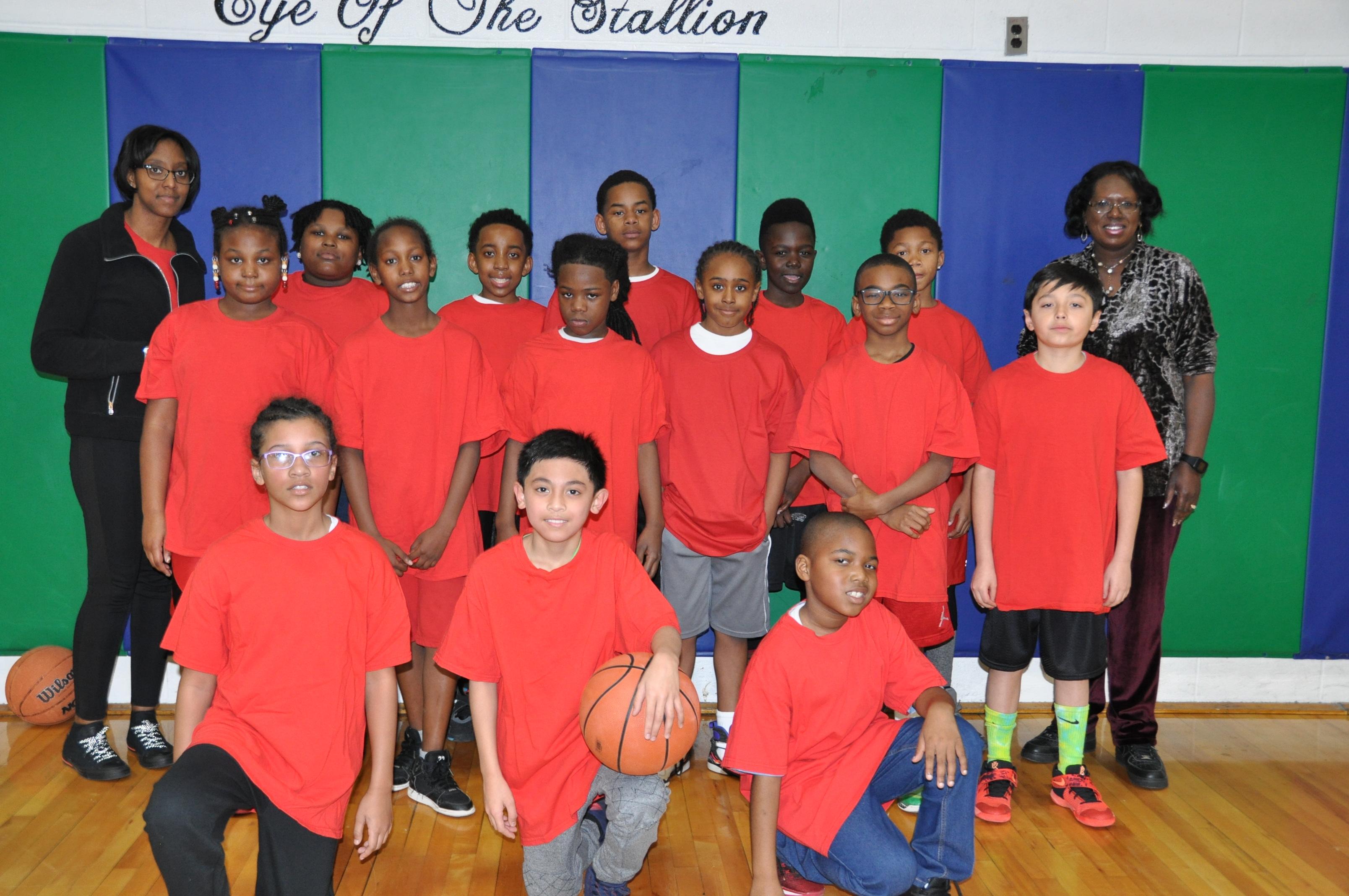 Parkway basketball 1