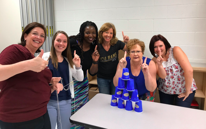 6fe6169e 10, Kellam ILT Retreat: Kellam High School's Instructional Leadership Team  prepared for the upcoming school year during its two-day retreat at the  Military ...