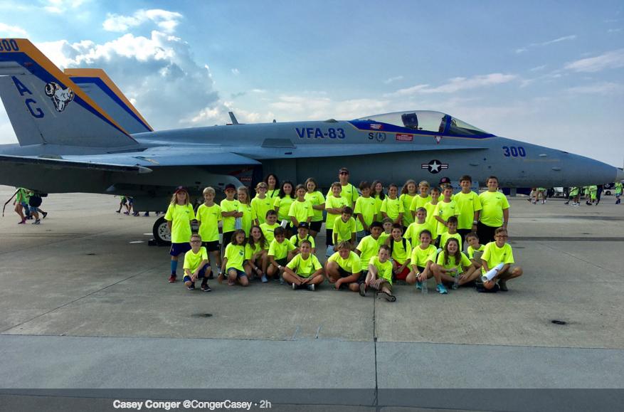 Airshow Creeds