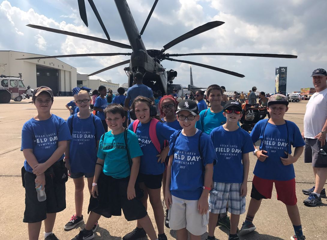 OLES airshow 2 twitter