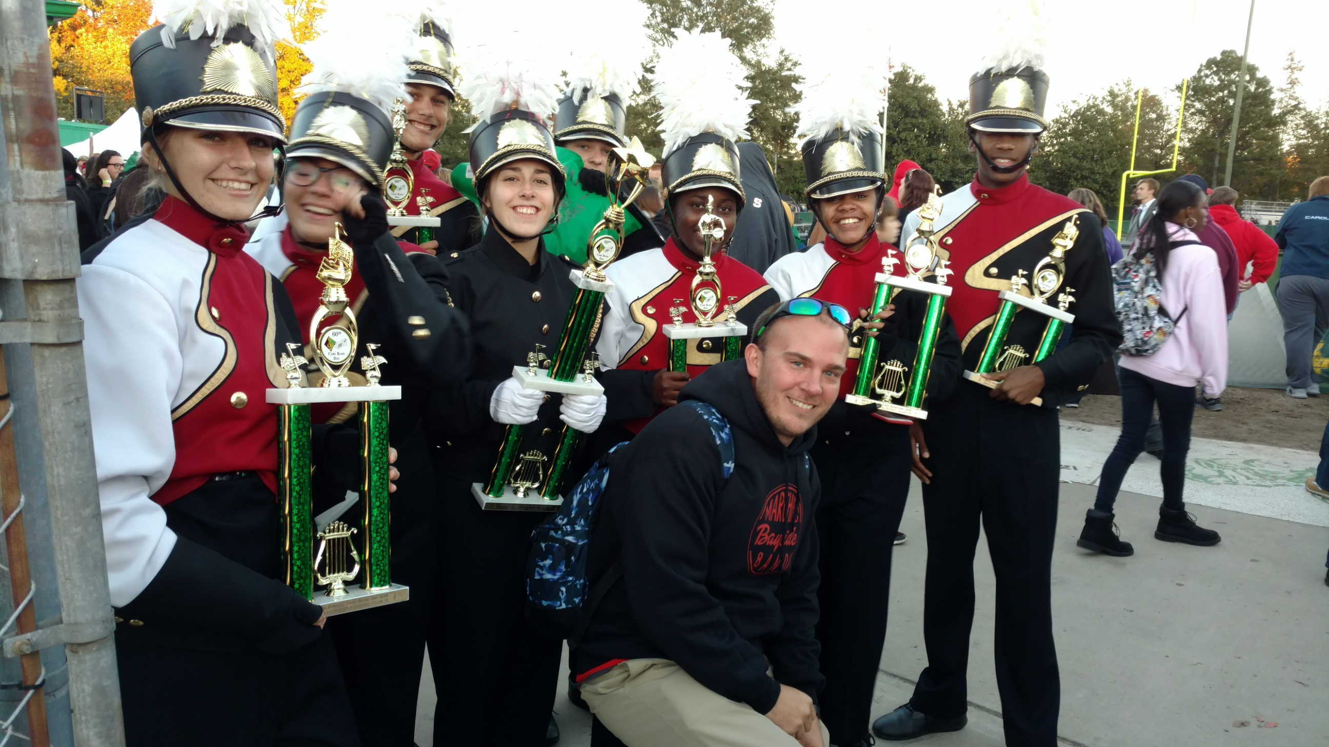 Bayside HS, Cary Band Day