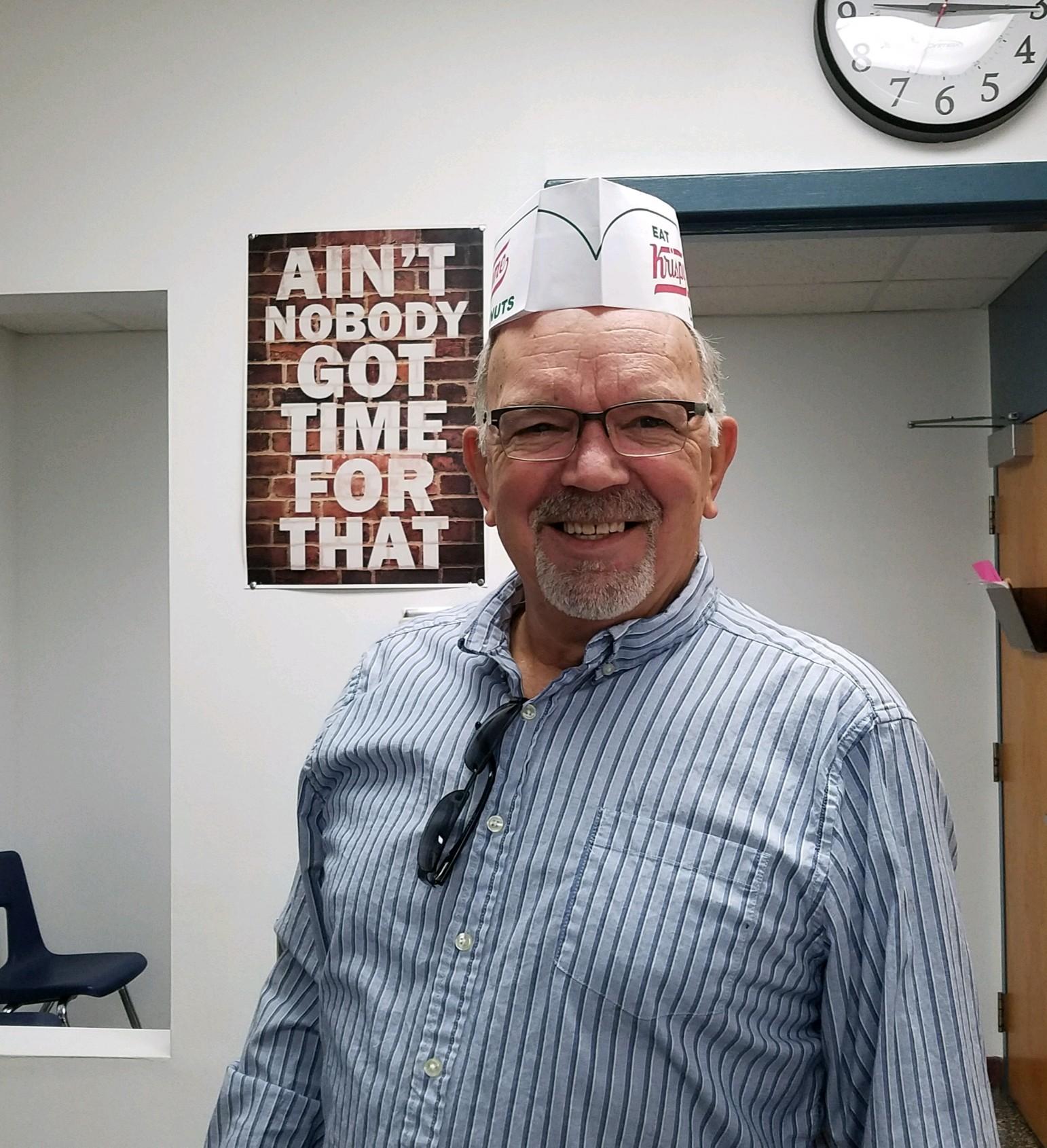 Landstown MS, Krispy Kreme