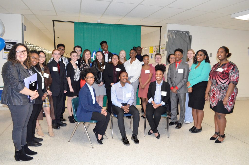 Green Run Collegiate's final internship candidates have been placed in wonderful organizations around Hampton Roads.